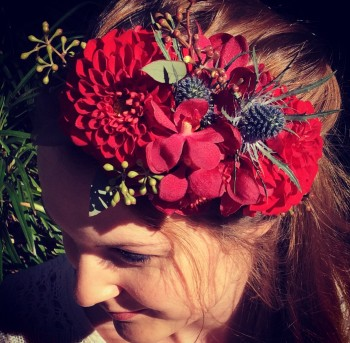 floral accessories Image