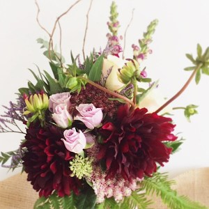 Ravishing Box Arrangement - A Touch of Class Florist