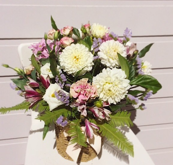 Pastel Perfection Arrangement - A Touch of Class Florist