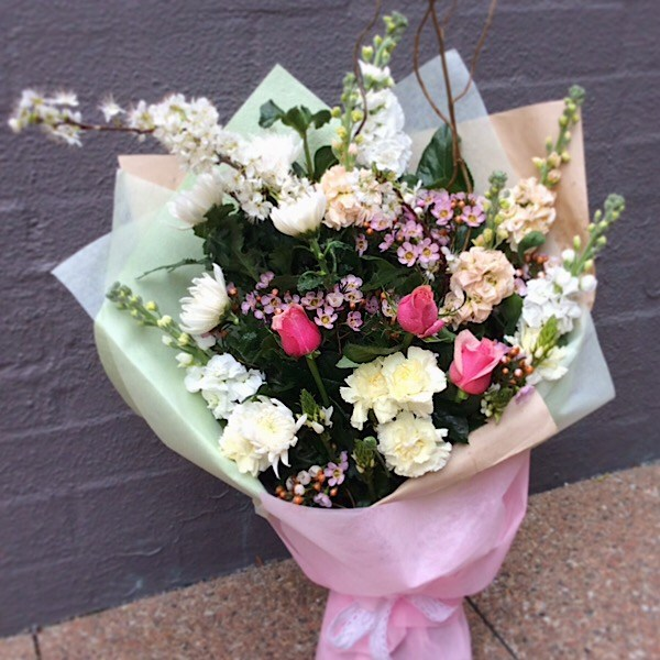 It's A Girl Bouquet - A Touch of Class Florist