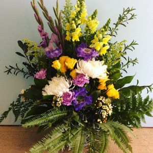 Traditional Formal Arrangement - A Touch of Class Florist