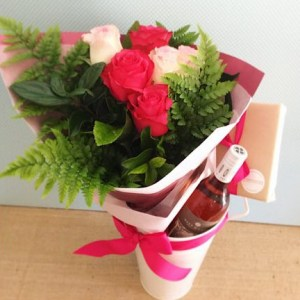 Rosey Posy Rose - A Touch of Class Florist