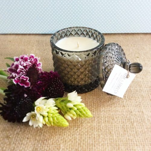 Bear and Finn Black Raspberry Scented Candle - A Touch of Class Florist