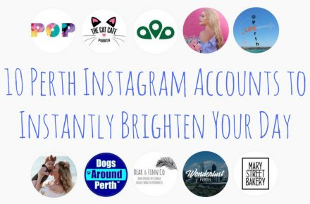10 Perth Instagram Accounts to Instantly Brighten Your Day