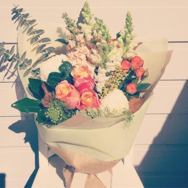 A Pastel Bouquet