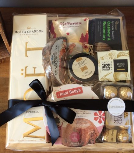 Gourmet Christmas Hampers Image