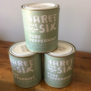 Threeonesix Pure Peppermint Tea