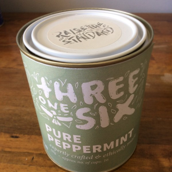 Threeonesix Pure Peppermint Tea 50g
