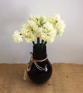Cut Jonquil Stems in a vase - A Touch of Class Florist