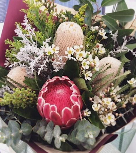 Wildflower Hand-Tied Bouquet 2 - A Touch of Class Florist