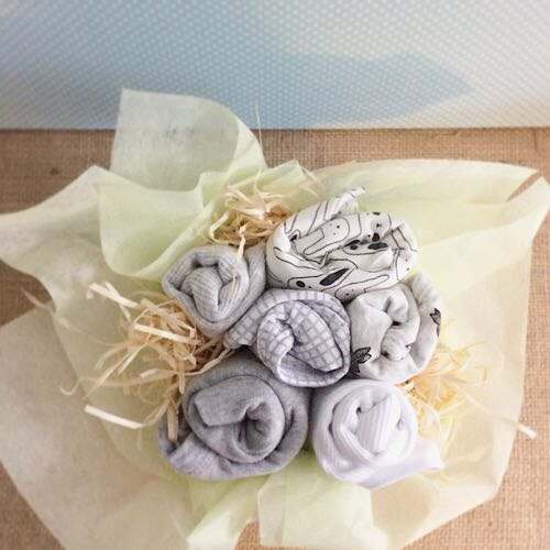 Baby Blooms in neutral colours - A Touch of Class Florist