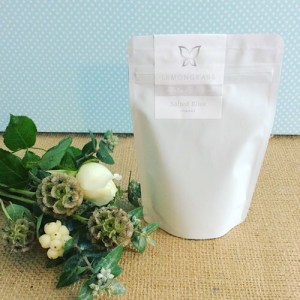 Salted Bliss Lemongrass Exfoliating Body Scrub 175g - A Touch of Class Florist