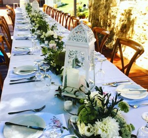 Outdoor Function - A Touch of Class Florist