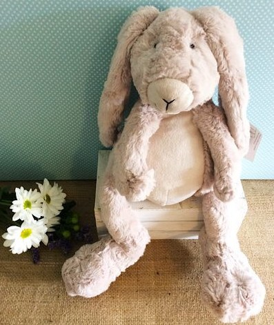 Hoppity Hare - Nana Huchy Soft Toy - A Touch of Class Florist