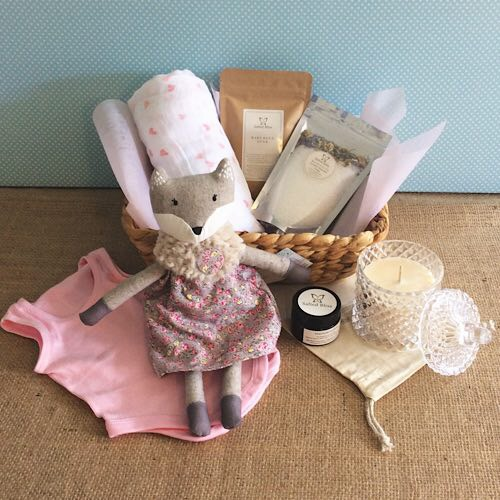 For The Little Miss and Mum Hamper - A Touch of Class Florist