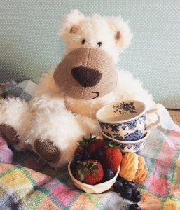 Teddy Teatime Picnic - A Touch of Class Florist
