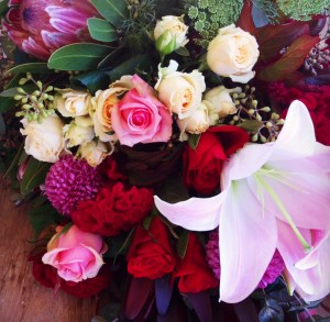 Romantic Blooms For Your Picnic - A Touch of Class Florist