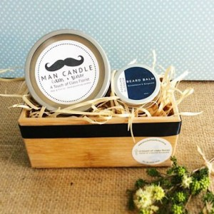 Treats For Him Hamper - A Touch of Class Florist