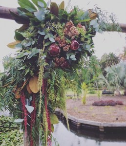 Wedding Floral Arch - A Touch of Class Florist