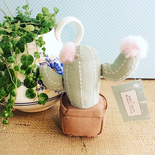 Little Blooming Cactus Rattle - Nana Huchy - A Touch of Class Florist