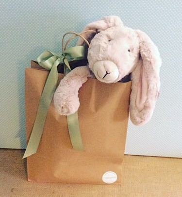 Snuggle Time Gift Bag - A Touch of Class Florist