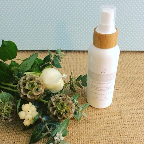 Salted Bliss Facial Misting Spray in Rose Water 125ml - A Touch of Class Florist
