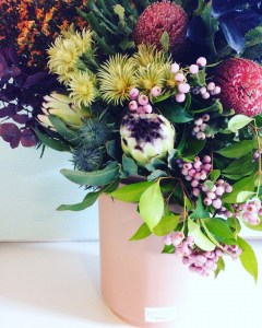 Corporate Vase Arrangment - A Touch of Class Florist Perth