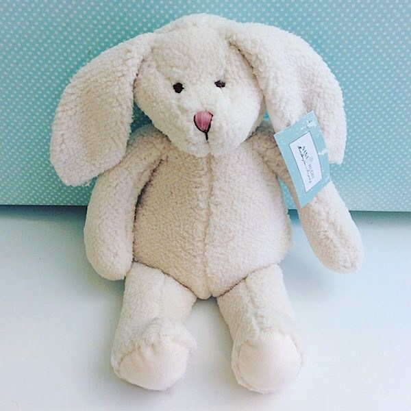 Bella The Bunny By Nana Huchy is a super soft and cuddly toy.
